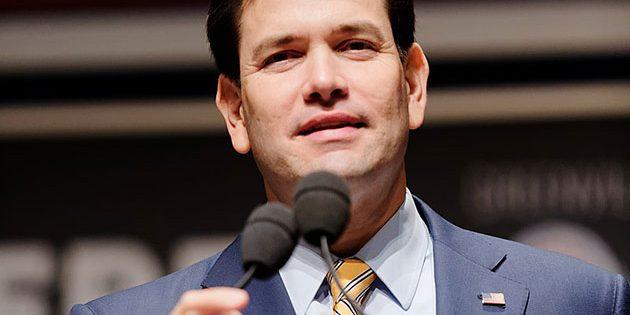 Senator Marco Rubio. Copyright: Michael Vadon (via WikimediaCommons) / CC BY-SA 2.0