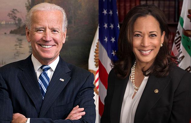 Joe Biden und Kamala Harris. Copyright: Gemeinfrei