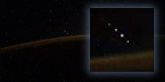 Standbild aus dem Video des Kosmonauten Ivan Wagner. Copyright: Ivan Wagner / Roscosmos