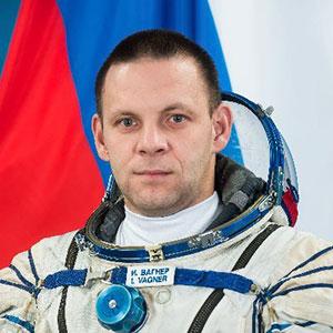 Der ISS-Kosmonaut Ivan Wagner Copyright: ROSCOSMOS