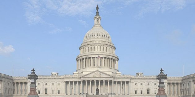 Symbolbild: Das US-Capitol. Copyright: Gemenfrei