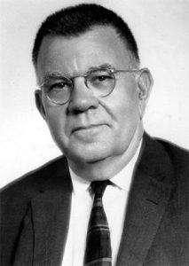 Dr. Edward Condon