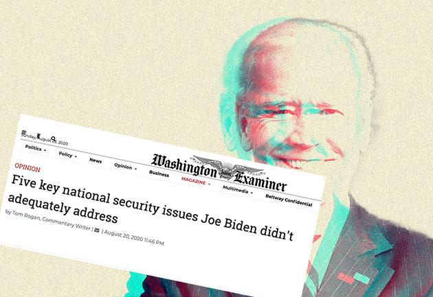 """Symbolbild: Joe Biden und die """"UFO-Frage"""" Copyright: Collage by grewi.de"""