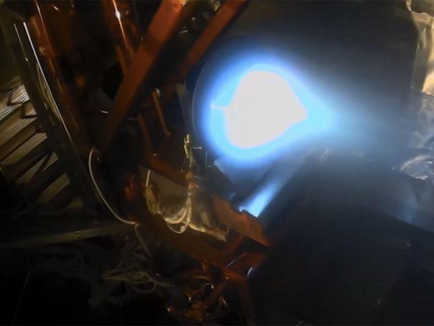 Eine mögliche Anwendung der Kalten Fusion für Weltraumantriebe in einer grafischen Darstellung (Illu.). Copyright: NASA