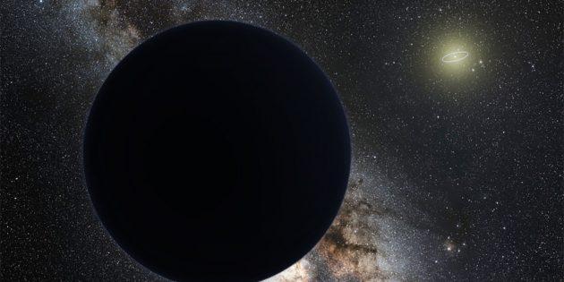 Künstlerische Darstellung von Planet Neun (Illu.) Copyright: nagualdesign/Tom Ruen/ ESO (via WikimediaCommons) / CC BY-SA 4.0
