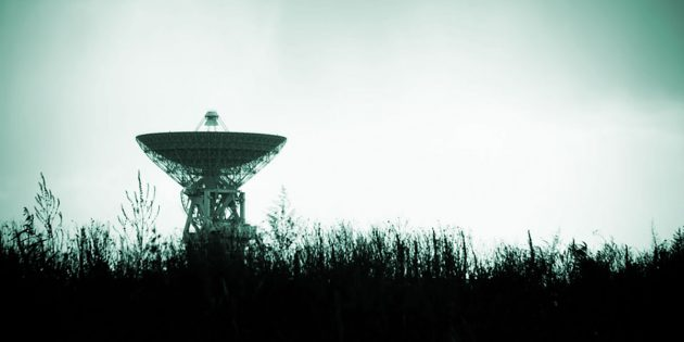 Symbolbild: Radioteleskop Copyright: via Pixabay.com / Pixabay License