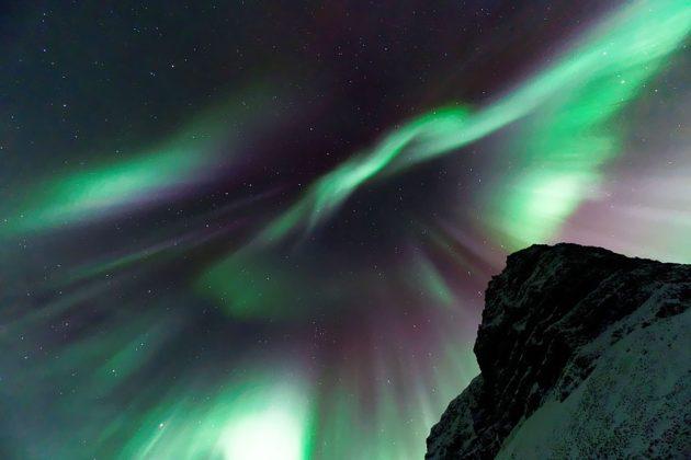 Symbolbild: Das Nordlicht. Copyright: Pexels (via Pixabay.com) / Pixabay License