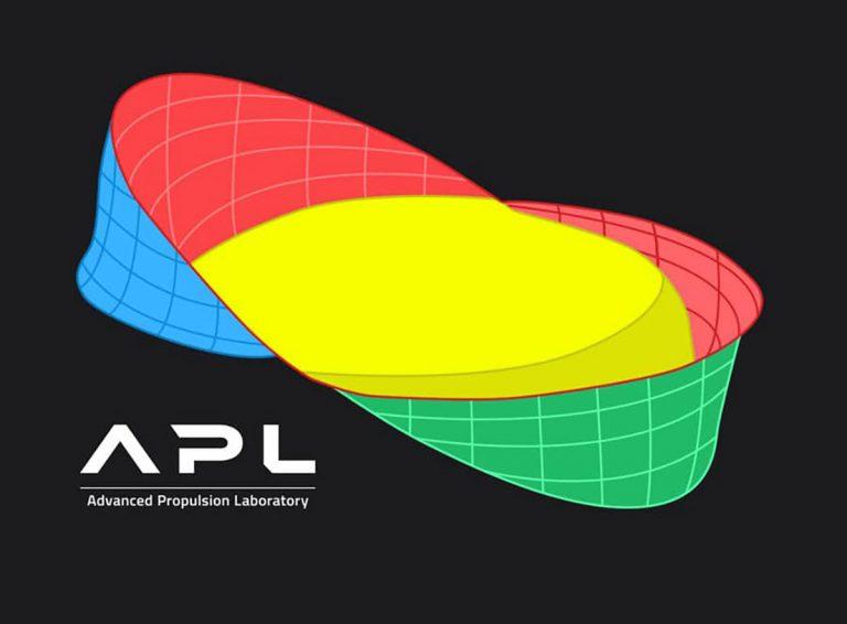 Grafische Darstellung einer Warp-Blase (Illu). Copyright: AppliedPhysics.org