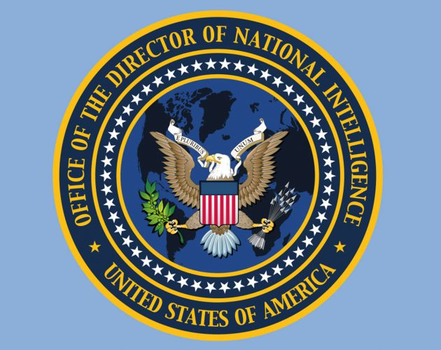 Das Siegel des Office of the Director of National Intelligence Copyright: US Gov.