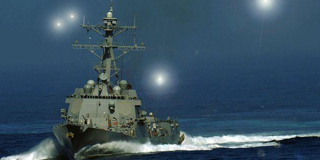 Archivbild der USS Kidd Copyright: US Navy / Gemeinfrei