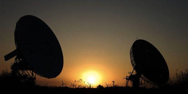 Symbolbild: Suche nach außerirdischen Signalen. Copyright: vikivix (via Pixabay.com) / Pixabay License