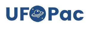 Das UFOPac-Logo. Copyright: UFOpac.org