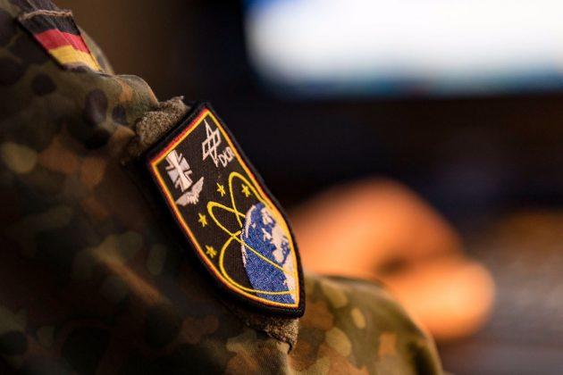 Symbolbild: Weltraumlagezentrum Copyright: Bundeswehr