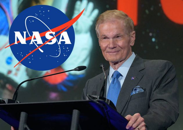 Der neue Administrator der NASA, Bill Nelson. Copyright: NASA/Bill Ingalls