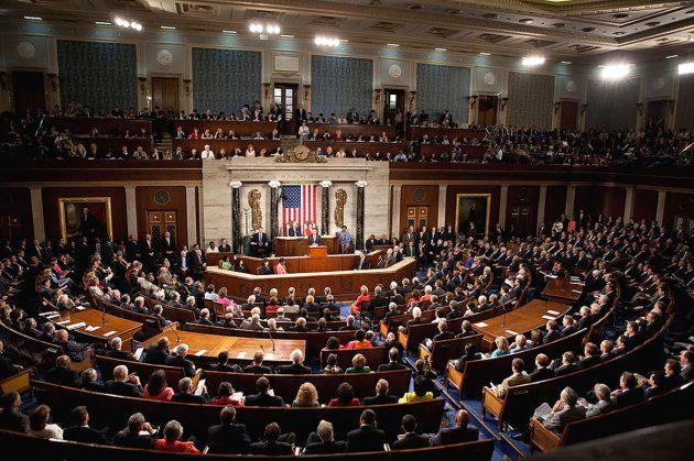 Symbolbild: Blick in den US Congress. Copyright: Lawrence Jackson - whitehouse.gov