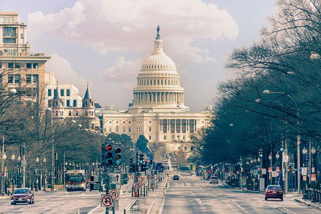 Symbolbild: Blick auf das US-Kapitol. Copyright: Ted Eytan (via Wikimedia Commons) / CC BY-SA 2.0