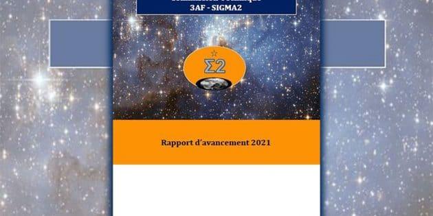 """Titel des """"Rapport d'avancement"""" Copyright: 3af.fr"""