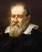 Galileo Galilei – Porträt von Justus Sustermans (1636) Copyright: Gemeinfrei