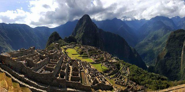 Blick auf Machu Picchu. Copyright: Tim H. für grenzwissenschaft-aktuell.de