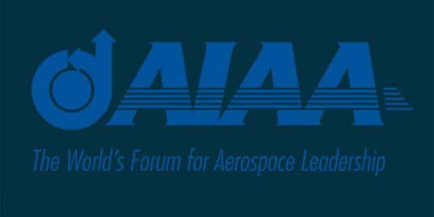 """Das Logo der """"American Institute of Aeronautics and Astronautics"""" (AIAA) Copyright: AIAA"""