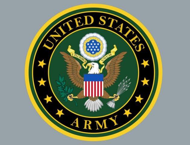 Signet der US Army Copyright: Gemeinfrei (via WikimediaCommons)