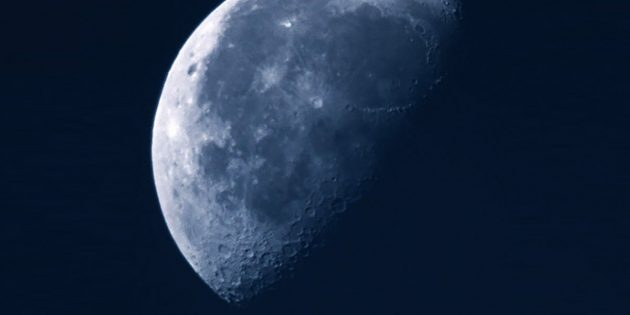 Symbolbild: Mond. Copyright: A. Müller f. grenzwissenschaft-aktuell.de